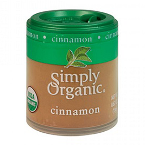 Simply Organic Mini Cinnamon 19g