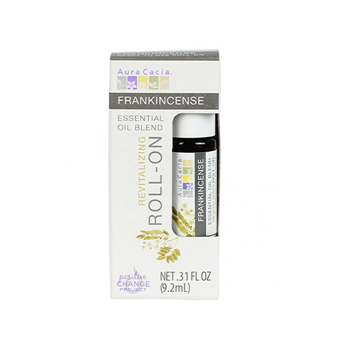 Aura Cacia Frankincense Revitalizing Roll-on 9.2ml