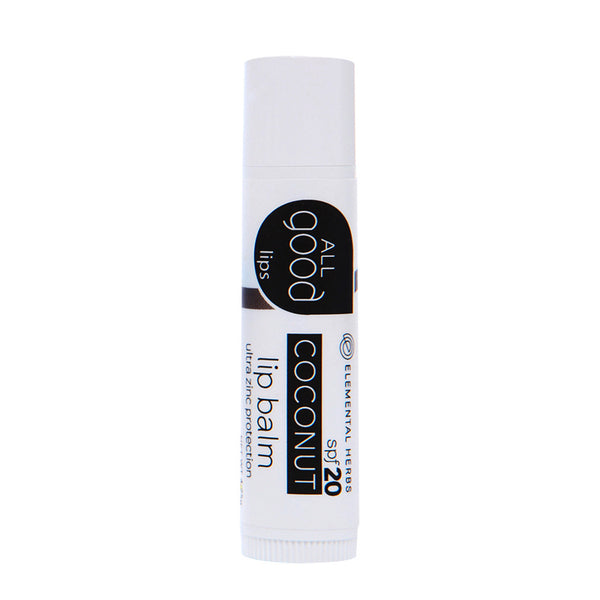 All Good Coconut Lip Balm SPF 20 4.25g