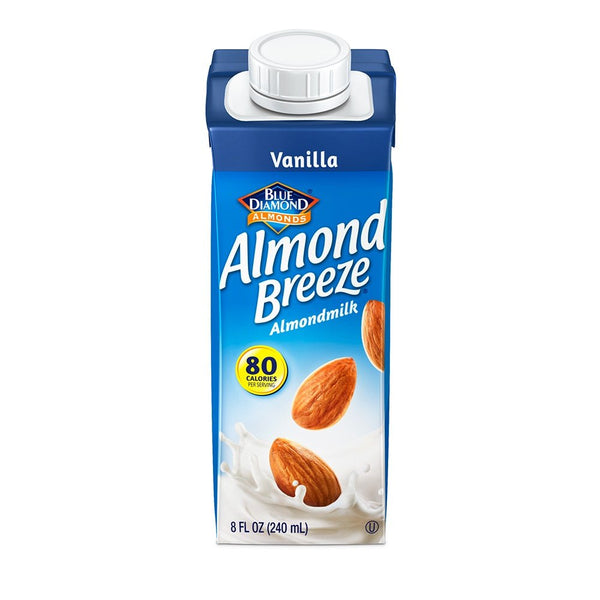 Almond Breeze Vanilla Almond Milk 240ml