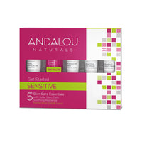 Andalou Naturals 1,000 Roses Get Started Kit