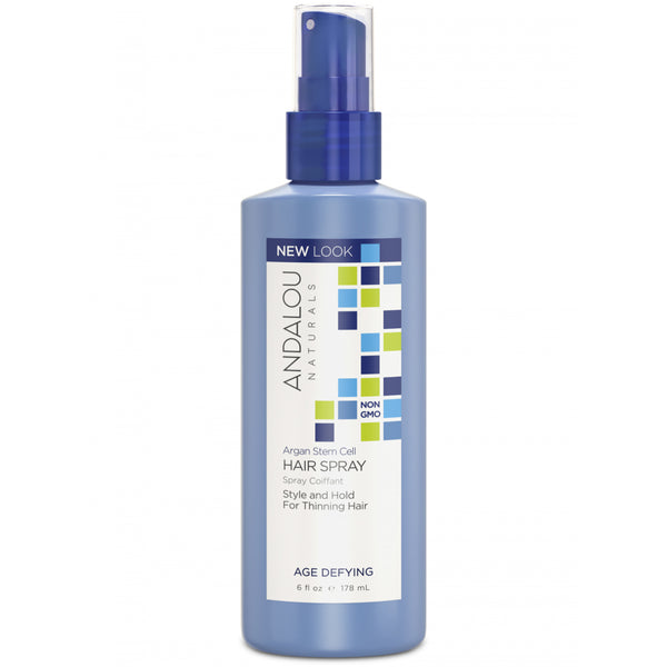Andalou Naturals Age-Defying Hair Spray 178ml