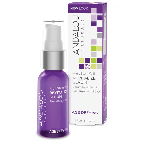 Andalou Naturals Age-Defying Revitalize Serum 32ml