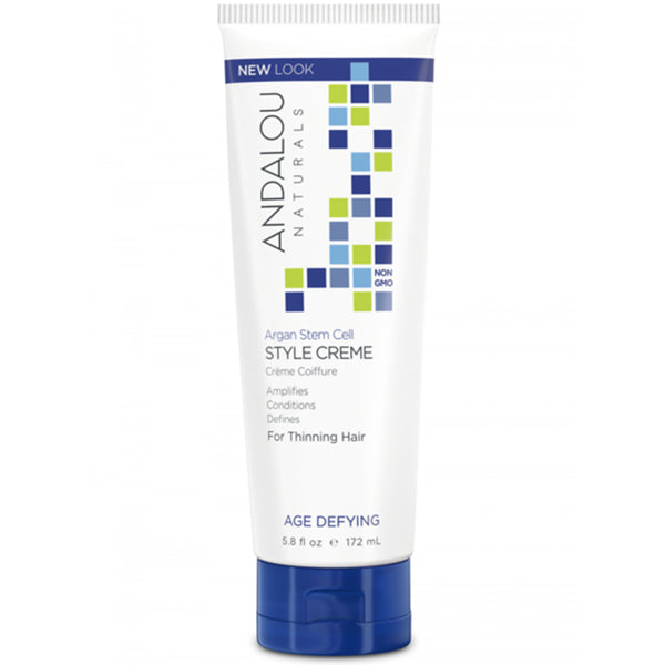 Andalou Naturals Age-Defying Style Cream 172ml