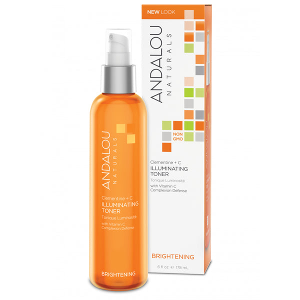 Andalou Naturals Brightening Illuminating Toner 178ml