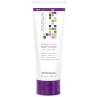 Andalou Naturals Lavender Thyme Refreshing Body Lotion 236ml