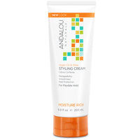 Andalou Naturals Moisture Rich Argan & Shea Styling Cream 200ml