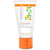 Andalou Naturals Moisture Rich Argan & Shea Travel Conditioner 50ml