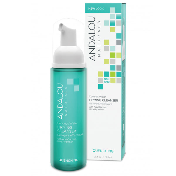 Andalou Naturals Quenching Firming Cleanser 163ml