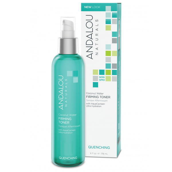 Andalou Naturals Quenching Firming Toner 178ml