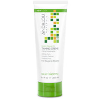 Andalou Naturals Silky Smooth Exotic Marula Oil Taming Cream 200ml