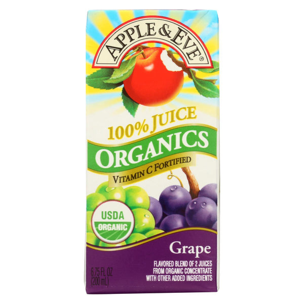 Apple & Eve Organic Grape Juice 200ml