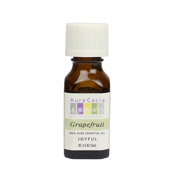 Aura Cacia Grapefruit Essential Oil 15ml