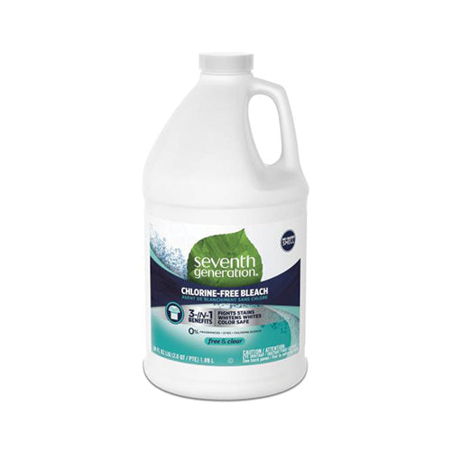 Seventh Generation Free & Clear Chlorine Free Bleach 1.89L
