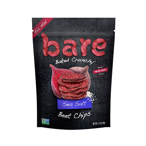Bare Sea Salt Beet Chips 40g