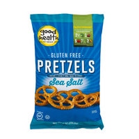 Good Health Gluten Free Pretzels Sea Salt 226g