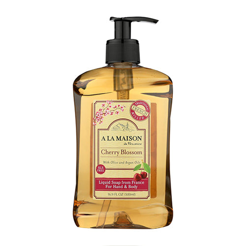 A La Maison Cherry Blossom Liquid Soap 500ml