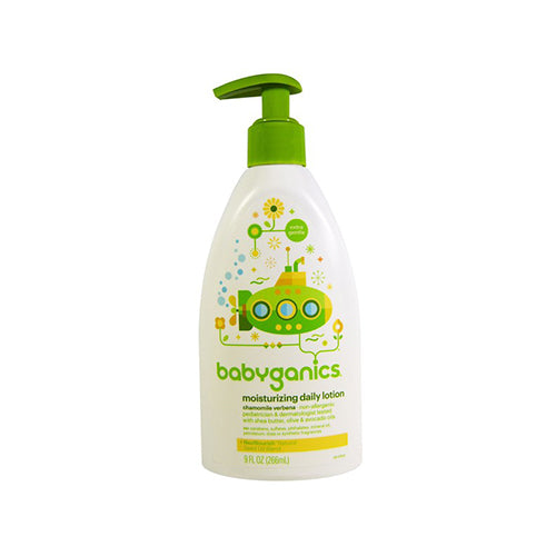 Babyganics Chamomile Verbana Moisturizing Daily Lotion 266ml