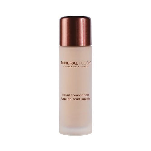 Mineral Fusion Liquid Foundation, Neutral 2
