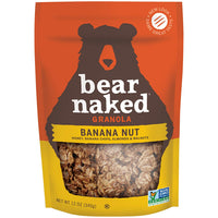 Bear Naked Banana Nut Granola 340g