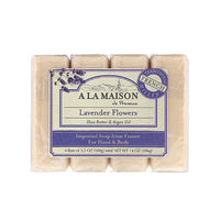A La Maison Lavender Flowers Bar Soap 396g