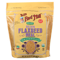 Bob's Red Mill Organic Golden Flaxseed Meal 907g