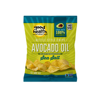Good Health Kettle Chips Avocado oil Sea Salt 28g