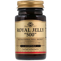Solgar Royal Jelly 500 60 Softgels