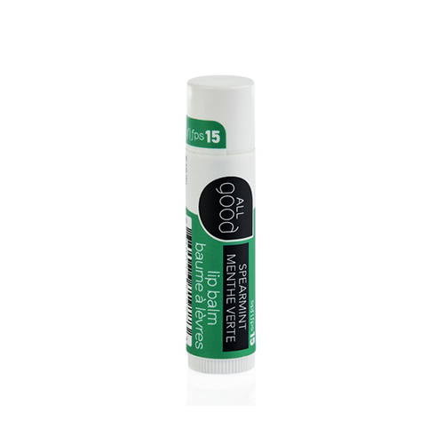 All Good Spearmint Lip Balm SPF 15 4.25g