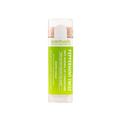 Scentuals Peppermint Twist Lip Conditioner 5g