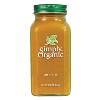 Simply Organic Ground Turmeric Root 68g