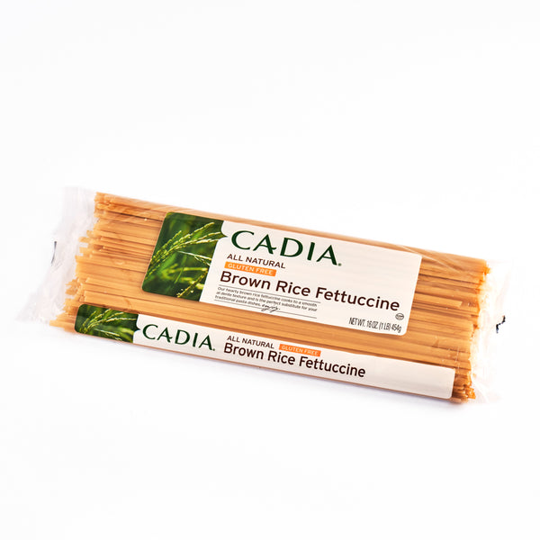 Cadia Brown Rice Fettuccine 454g