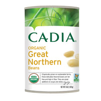 Cadia Organic Great Northern Beans 425g