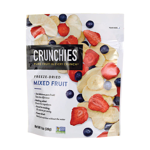 Crunchies Freeze Dried Mixed Fruits 28g