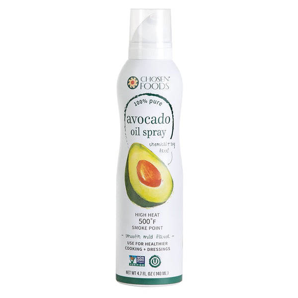 Chosen Foods Avocado Oil Spray 140ml