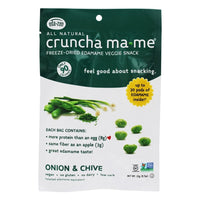 Crunchamame Onion & Chive 20g