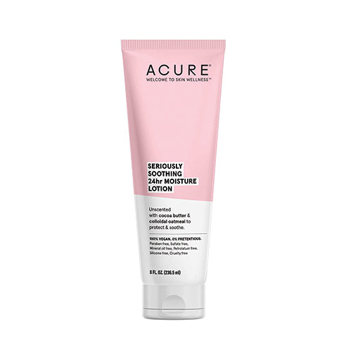 Acure Seriously Soothing 24hr Moisture Lotion 236ml