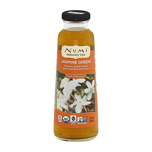 Numi Organic Jasmine Green Tea 355ml