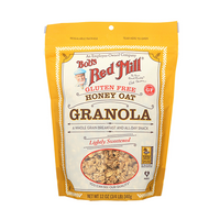 Bob's Red Mill Honey Oat Granola 340g