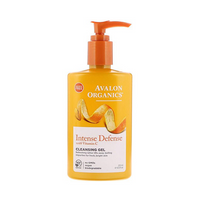 Avalon Organics Intense Defense with Vitamin C Cleansing Gel 251ml