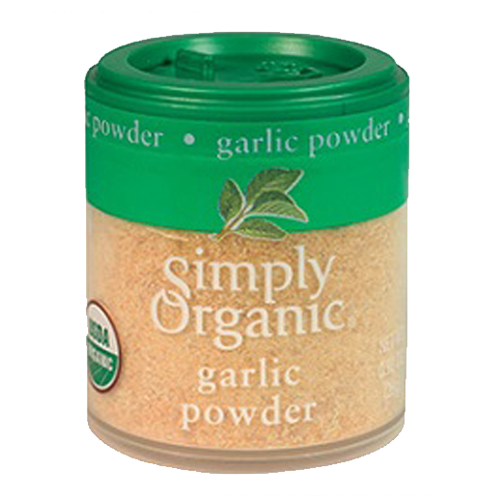 Simply Organic Mini Garlic Powder 25g