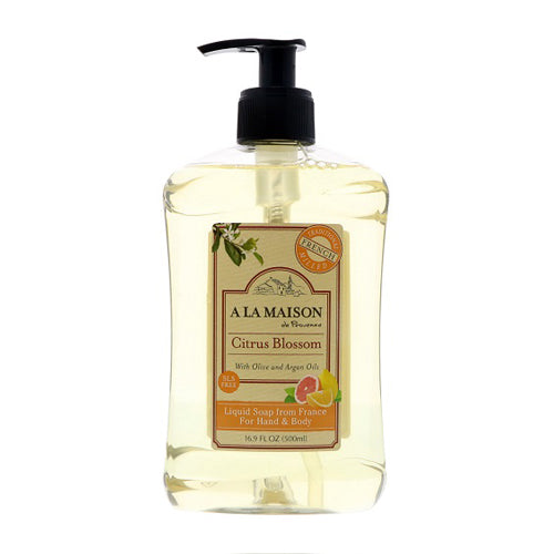 A La Maison Citrus Blossom Liquid Soap 500ml