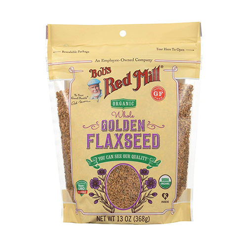 Bob's Red Mill Organic Whole Golden Flaxseed 368g