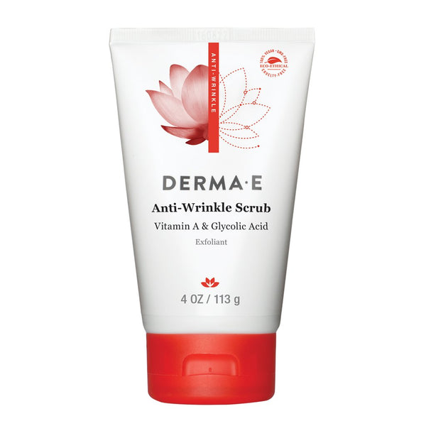 Derma E Anti-Wrinkle Facial Scrub 113g