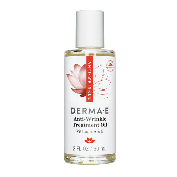 Derma E Anti-Wrinkle Treatment Oil 60ml