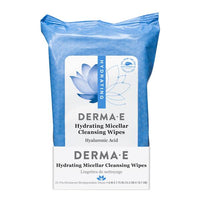 Derma E Hydrating Facial Wipes 25 sheets