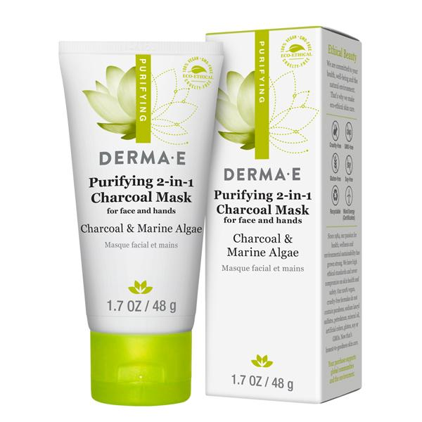 Derma E Purifying Charcoal & Algae Mask 48g