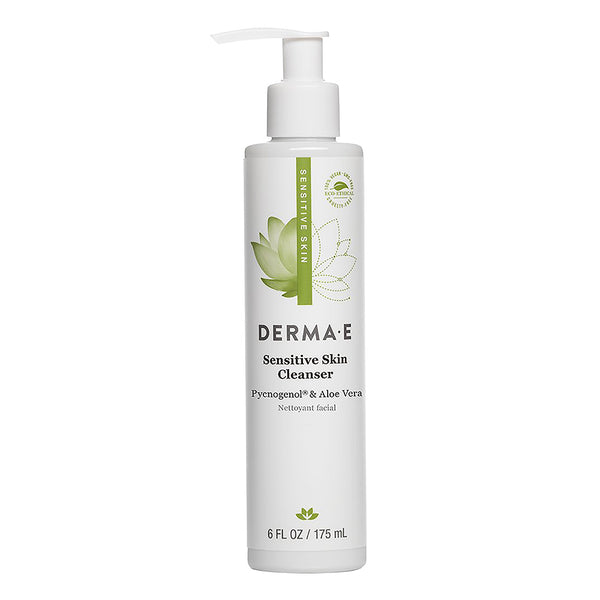 Derma E Sensitive Skin Cleanser 175ml
