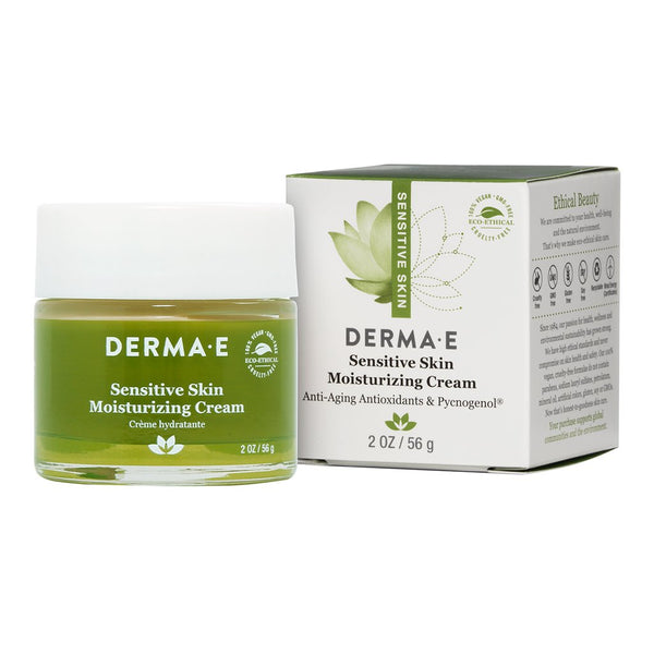 Derma E Sensitive Skin Moisturizing Cream 56g