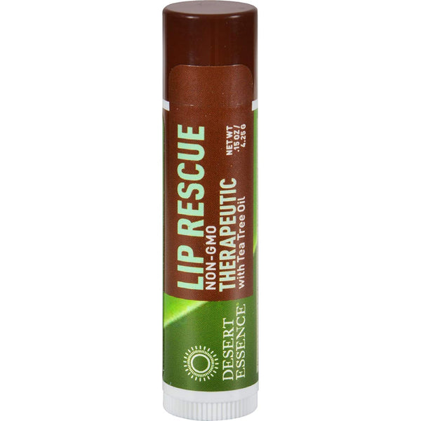 Desert Essence Lip Rescue Therapeutic Lip Balm 4.25g